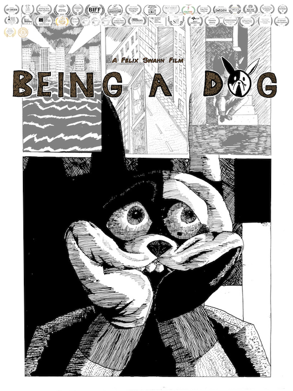 Being A Dog Poster