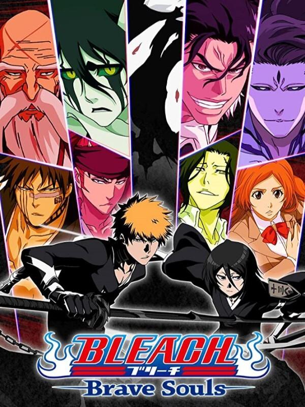 Bleach Brave Souls anime video game