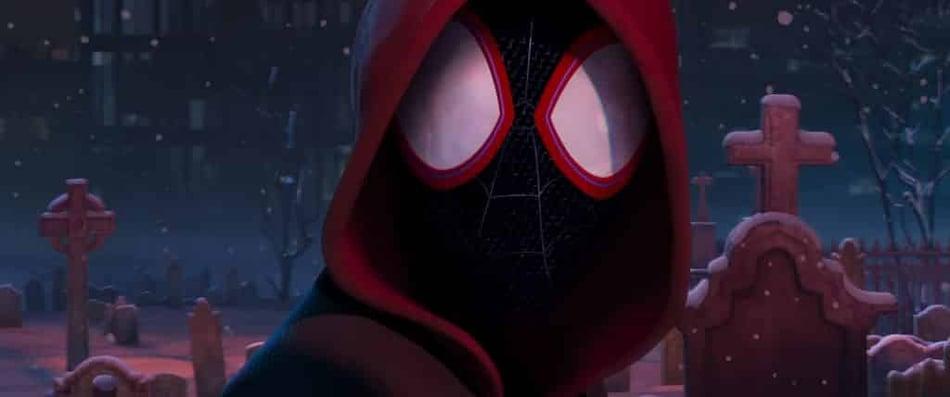 Spider Verse CG Spectrum Hood