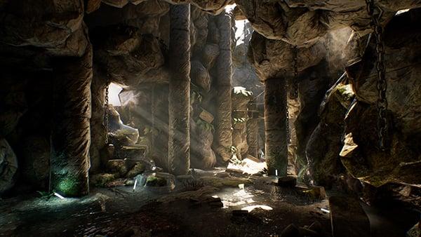 Cave placeholder asset pack