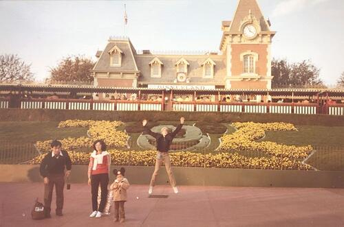 mike wiesmeier disneyland 1980
