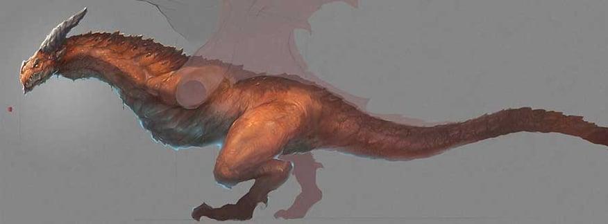 vfx pipeline concept art creature design