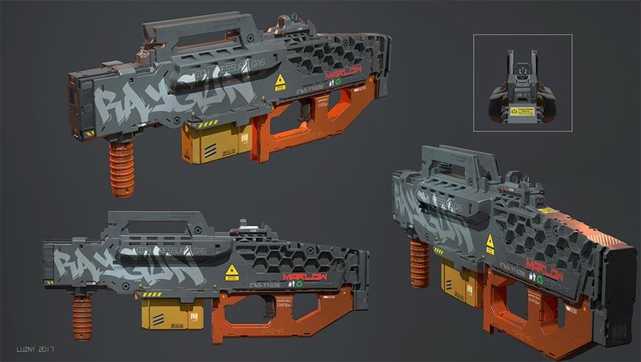 vfx pipeline concept art krzysztof luzny interview image 02