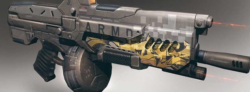 vfx pipeline concept art prop design