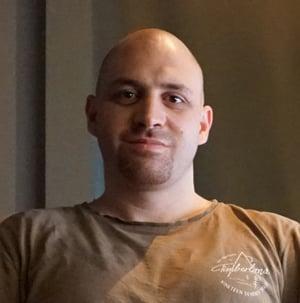 Compositor Hamzeh Alkailani - CG Spectrum Alumni
