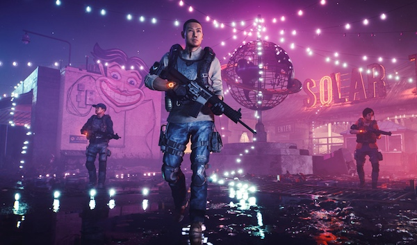 Margherita Donnici The Division 2