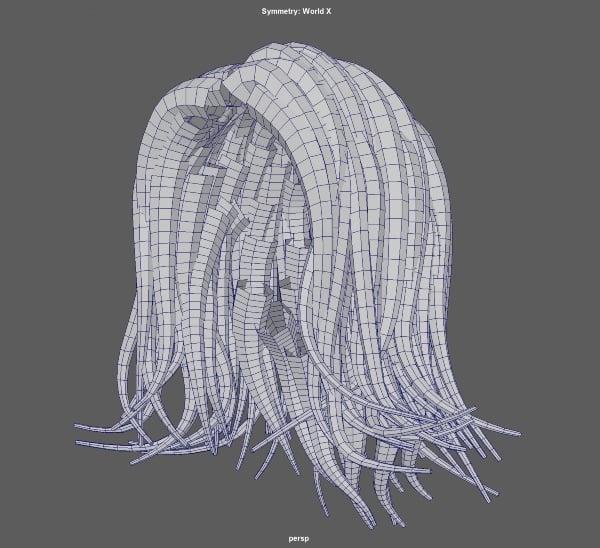 Massimiliano Moro hair