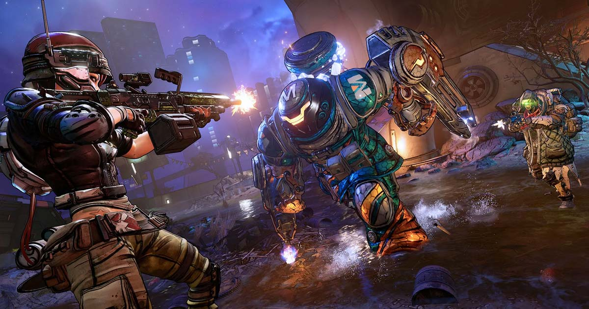 Borderlands 3 - Getting a Job in Game Development Blog
