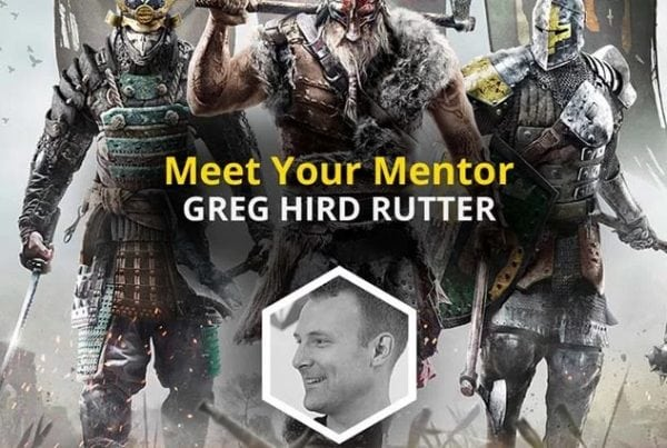 Meet Your Mentor: Greg Hird-Rutter - Maya FX Mentor