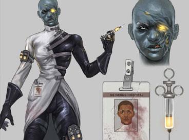 Character & Creature Design + Portfolio