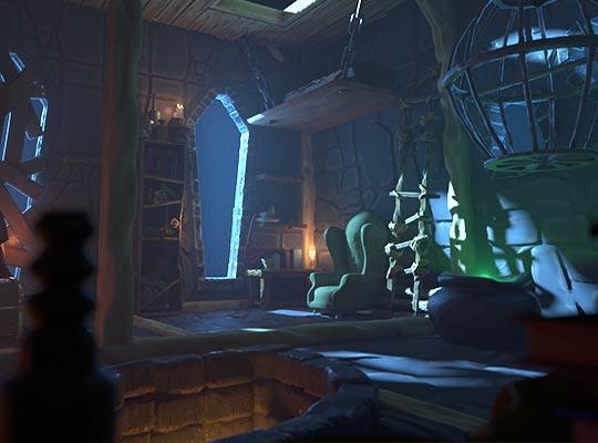 Character & Environment Lighting