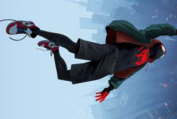 Animation Secrets of Spider-Man: Into the Spider-Verse