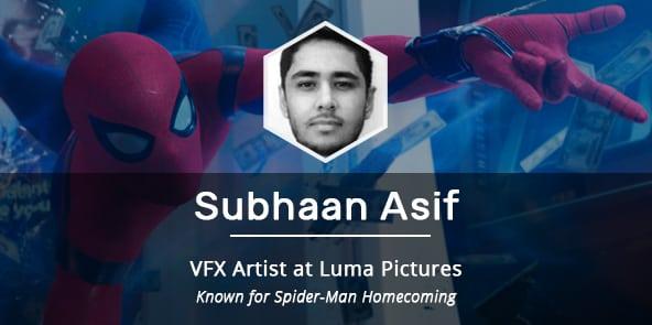 Subhaan Asif