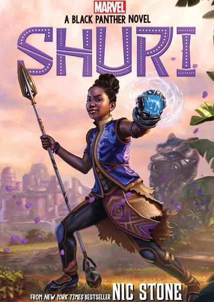 Marvel: Shuri, Black Panther